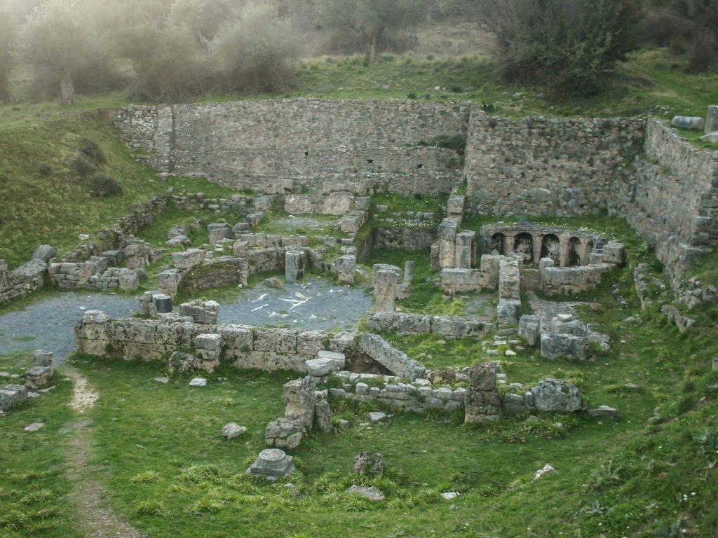 Δημητσάνα-Αρκαδίας-αρχαία-Γορτυνία-ιερό-Ασκληπιού