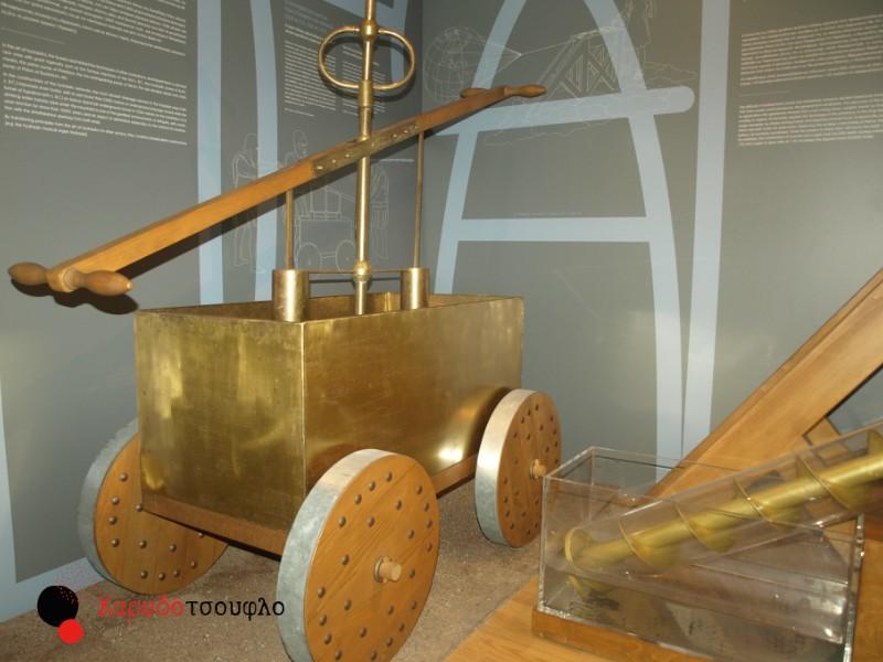 Μουσείο-Αρχαίας-Ελληνικής-Τεχνολογίας-Κοτσανάς