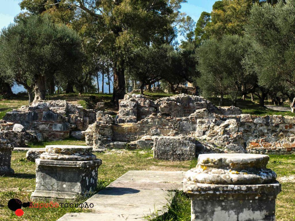 Αρχαία-Σπάρτη