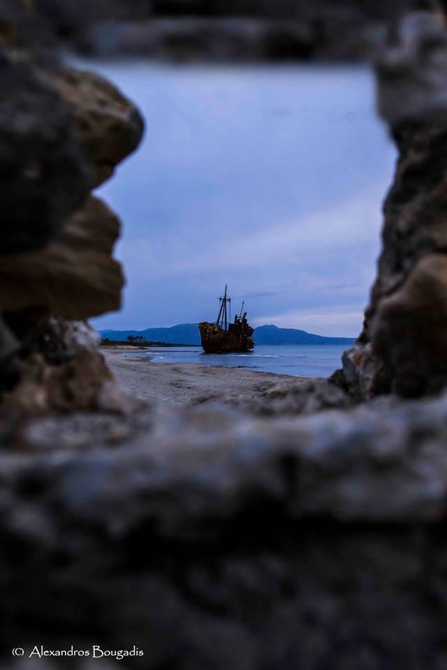 Γύθειο-ναυάγιο