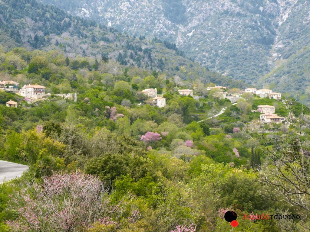 χωριά-Ταϋγέτου