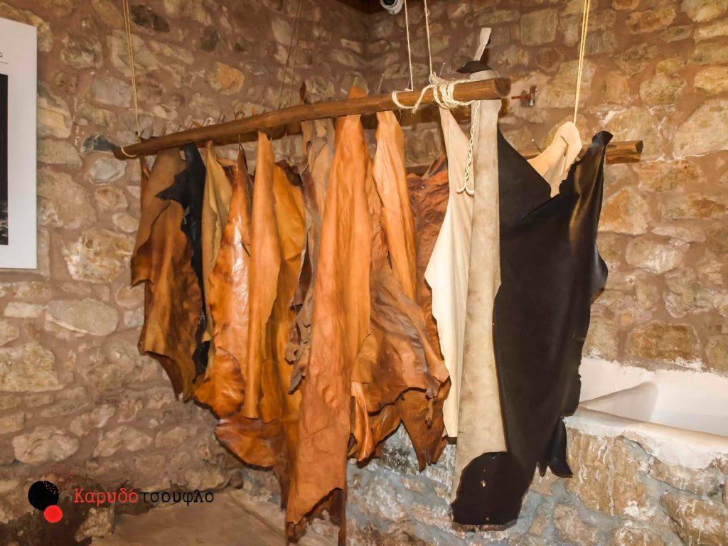 Υπαίθριο-Μουσείο-Υδροκίνησης-Δημητσάνα-βυρσοδεψείο