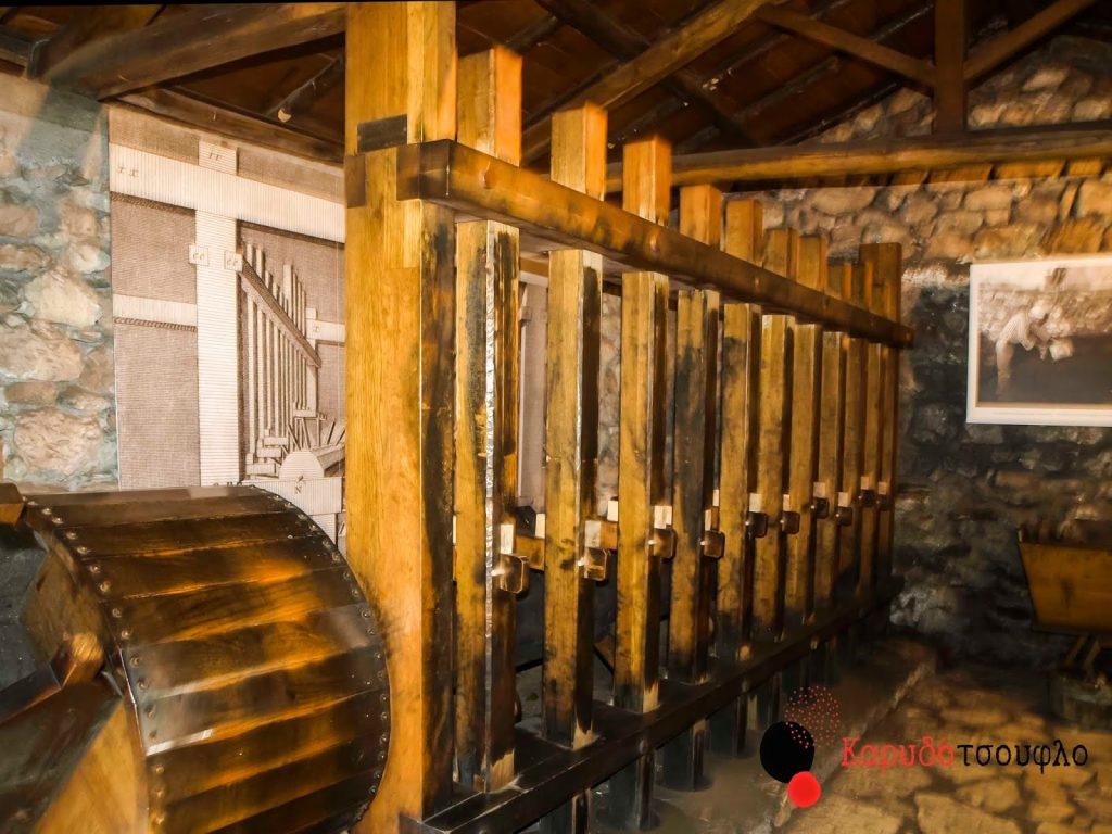 Μπαρουτόμυλος-Υπαίθριο-Μουσείο-Υδροκίνησης-Δημητσάνα