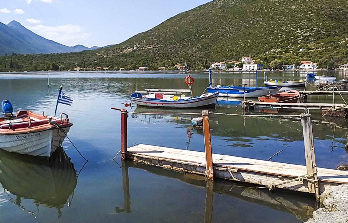 Γέρακας Λακωνίας - το εντυπωσιακό φιορδ της Ελληνικής γης