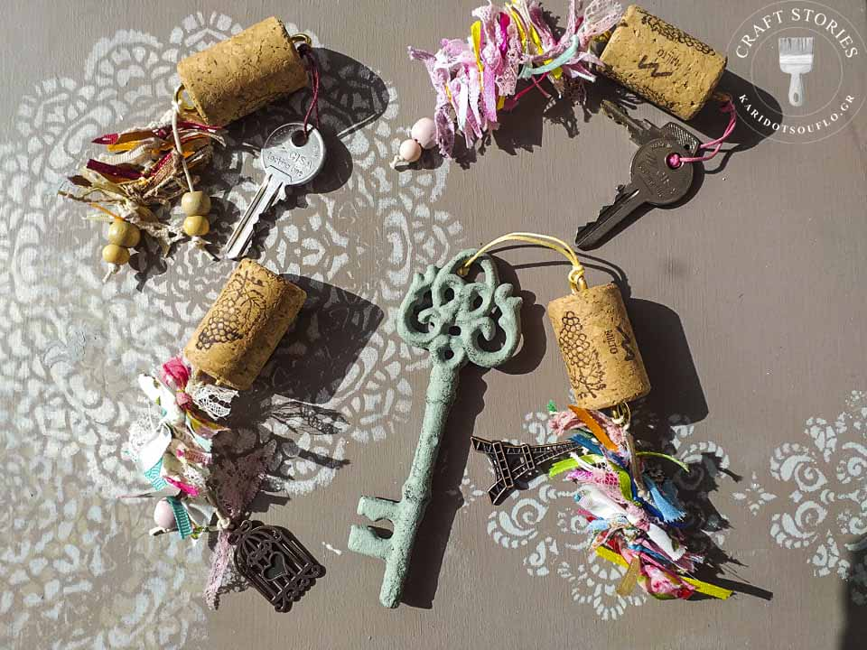 Handmade-keyring