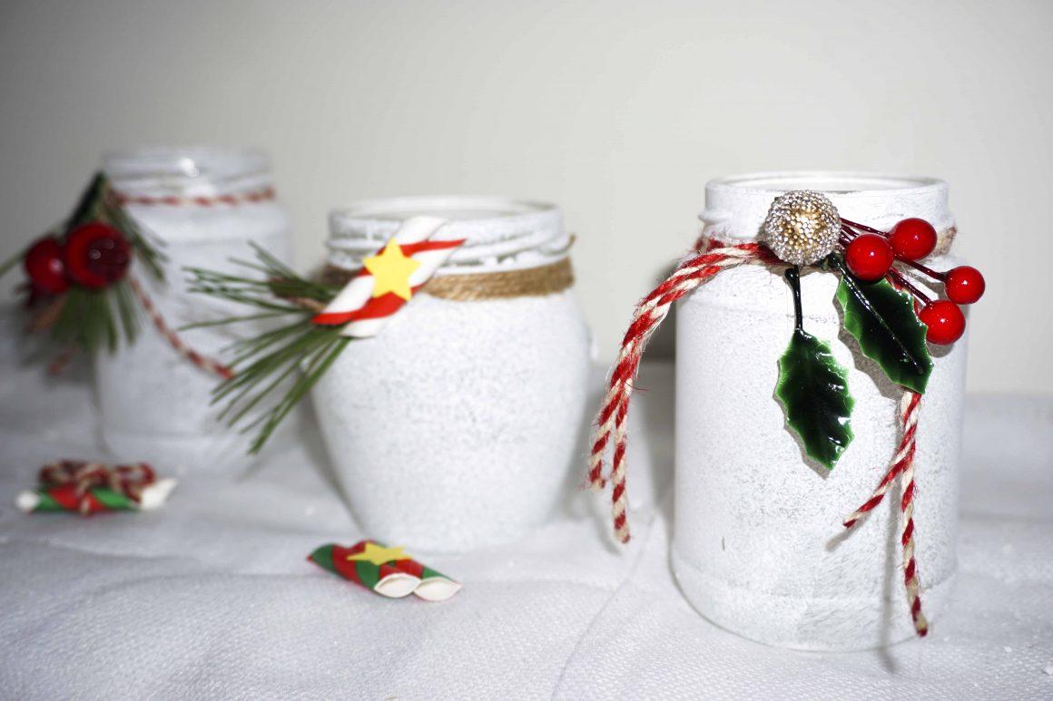 Χιονισμένα-χριστουγεννιάτικα-βάζα-σαν-αληθινά