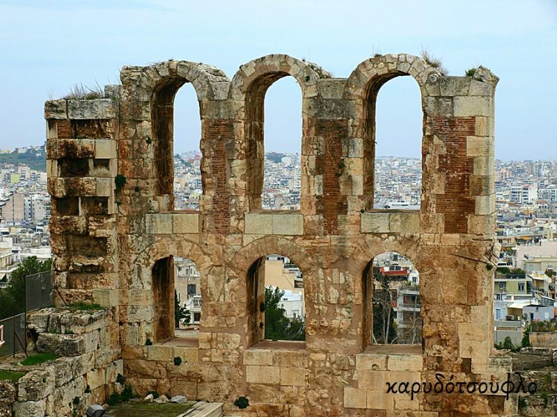 Ancient-area-of-Athens  Mia-volta-sthn-Acropoli-me-ta-paidia