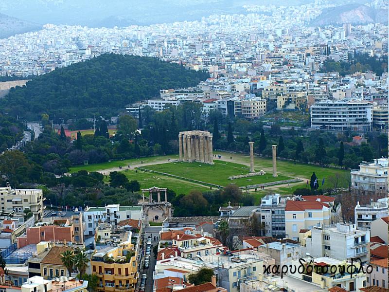 Ancien-Area-of-Athens  Mia-volta-sthn-Acropoli-me-ta-paidia