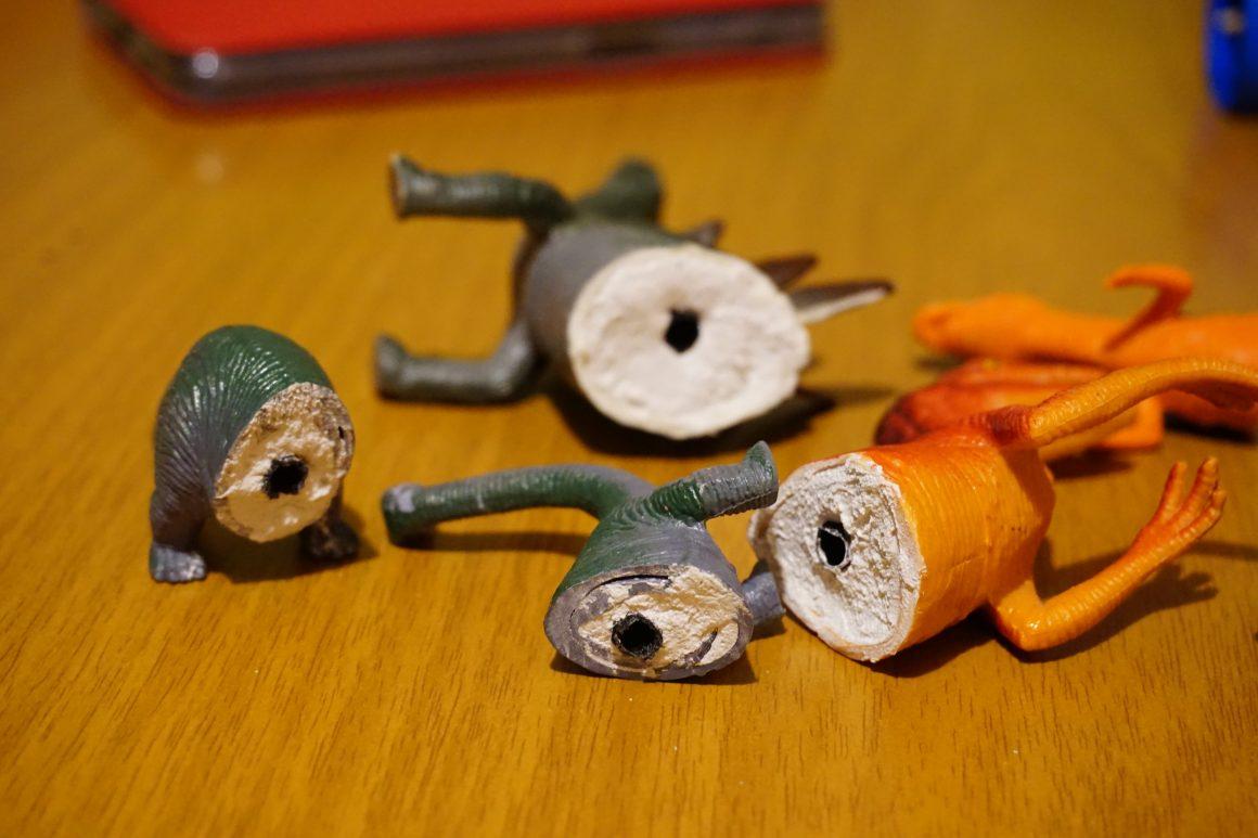 Κρεμάστρα από παιχνίδια δεινόσαυρους