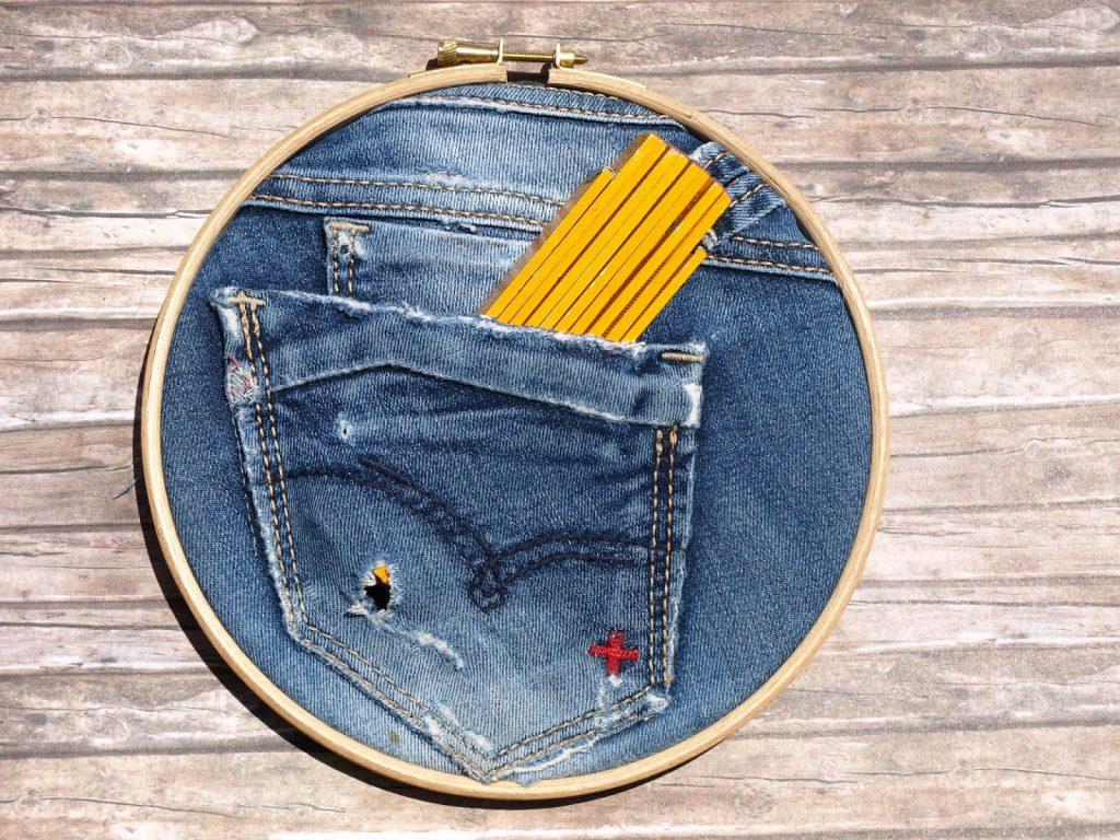 pocket jeans