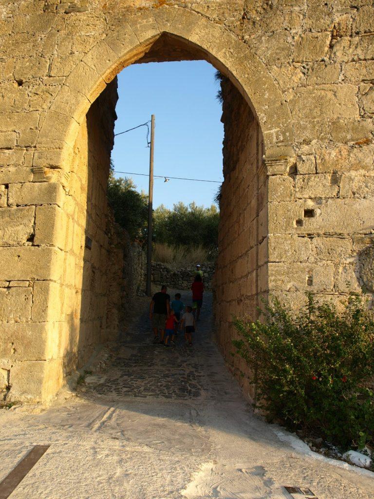 Μια βόλτα στην Κορώνη Μεσσηνίας με τα παιδιά