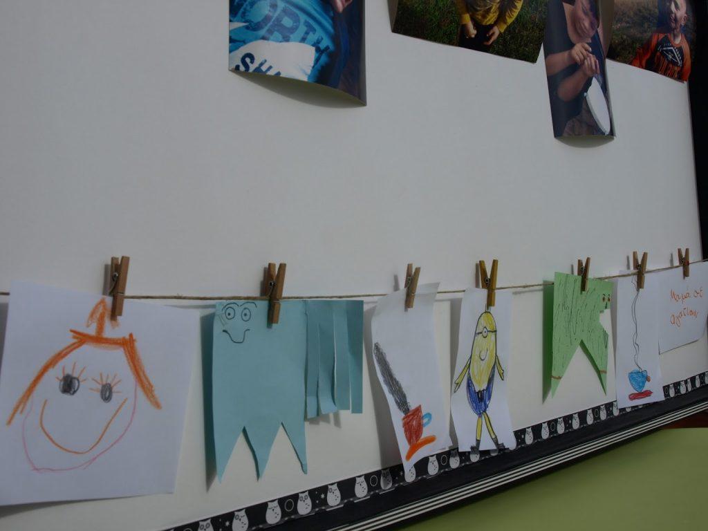 Φτιάχνουμε κορνίζα με φωτογραφίες και μηνύματα