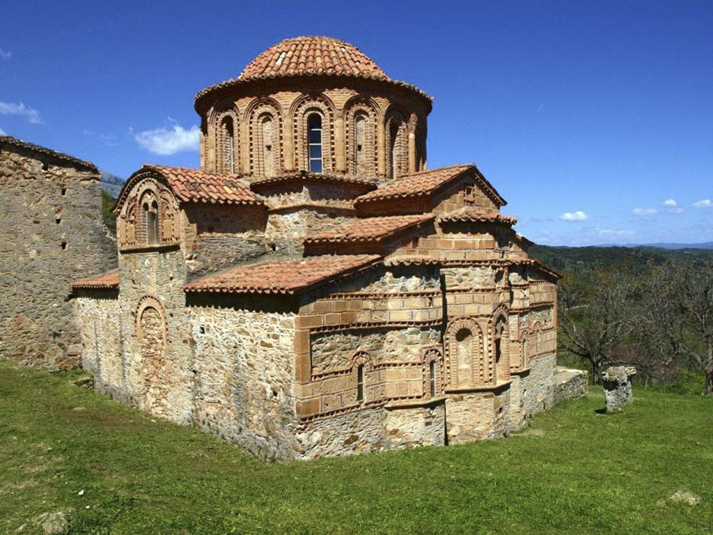 Ο Βυζαντινός θρύλος της καστροπολιτείας του Μυστρά