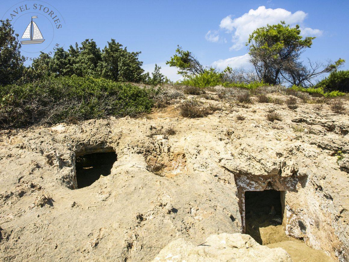 Προϊστορικό νεκροταφείο στο Παυλοπέτρι Λακωνίας