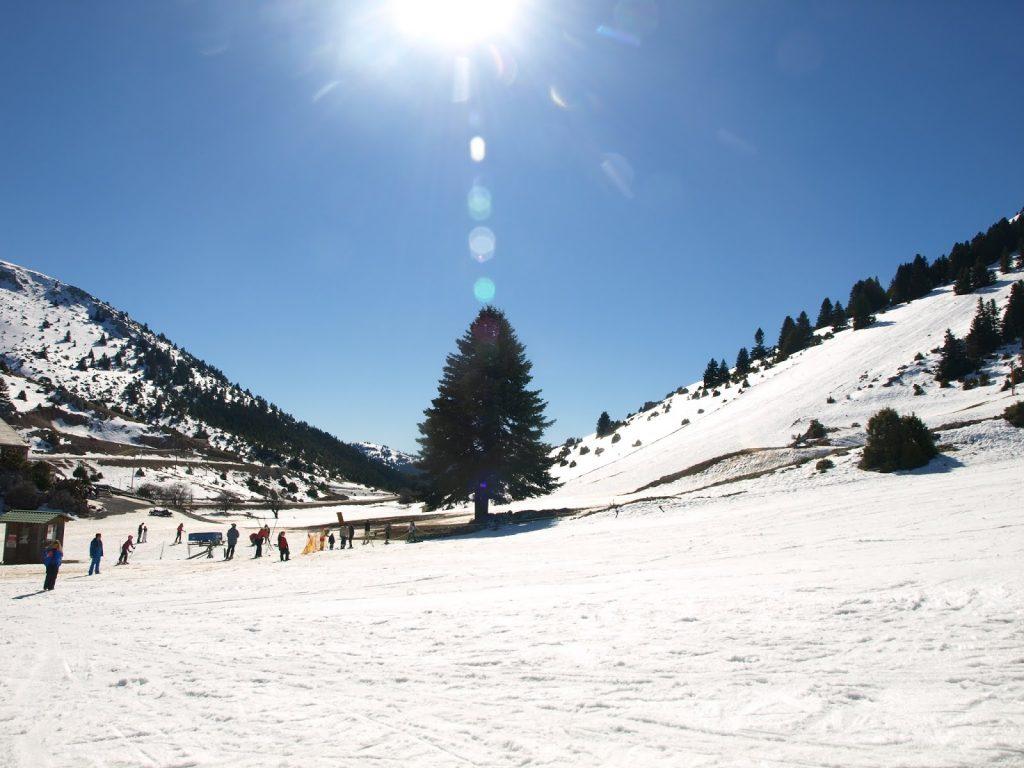 Σωστή προετοιμασία για ταξίδι στα χιόνια μαζί με τα παιδιά