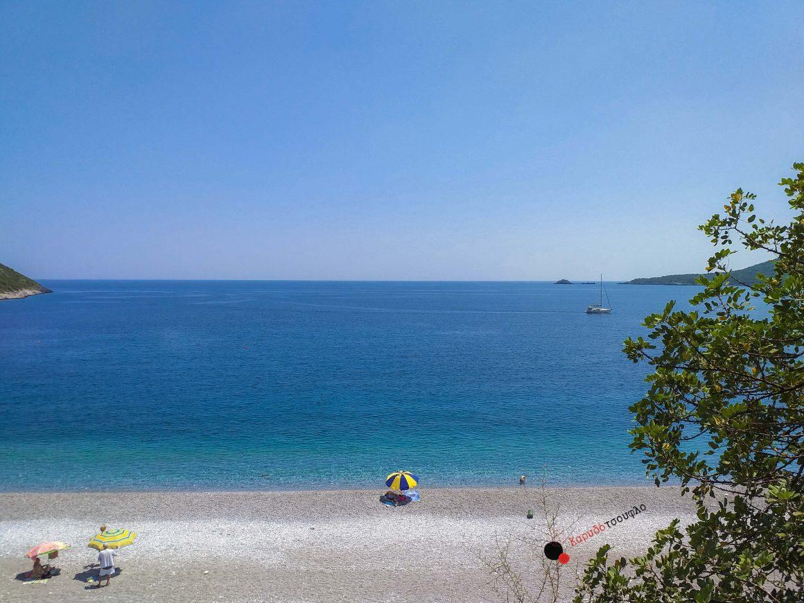 Κυπαρίσσι ο κρυμμένος παράδεισος της Λακωνίας