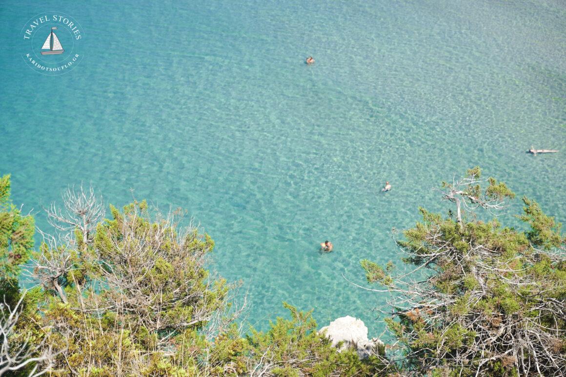 Βοϊδοκοιλιά: η διάσημη προστατευμένη  παραλία του Ιονίου