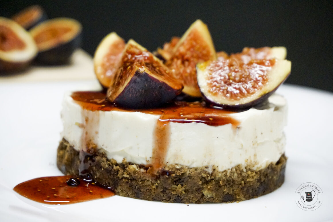 Cheesecake without sugar