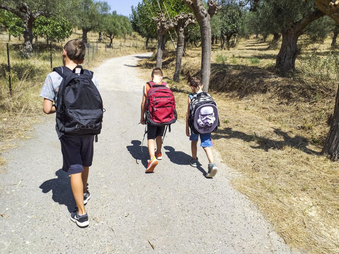 Tips για την επιλογή σχολικής τσάντας