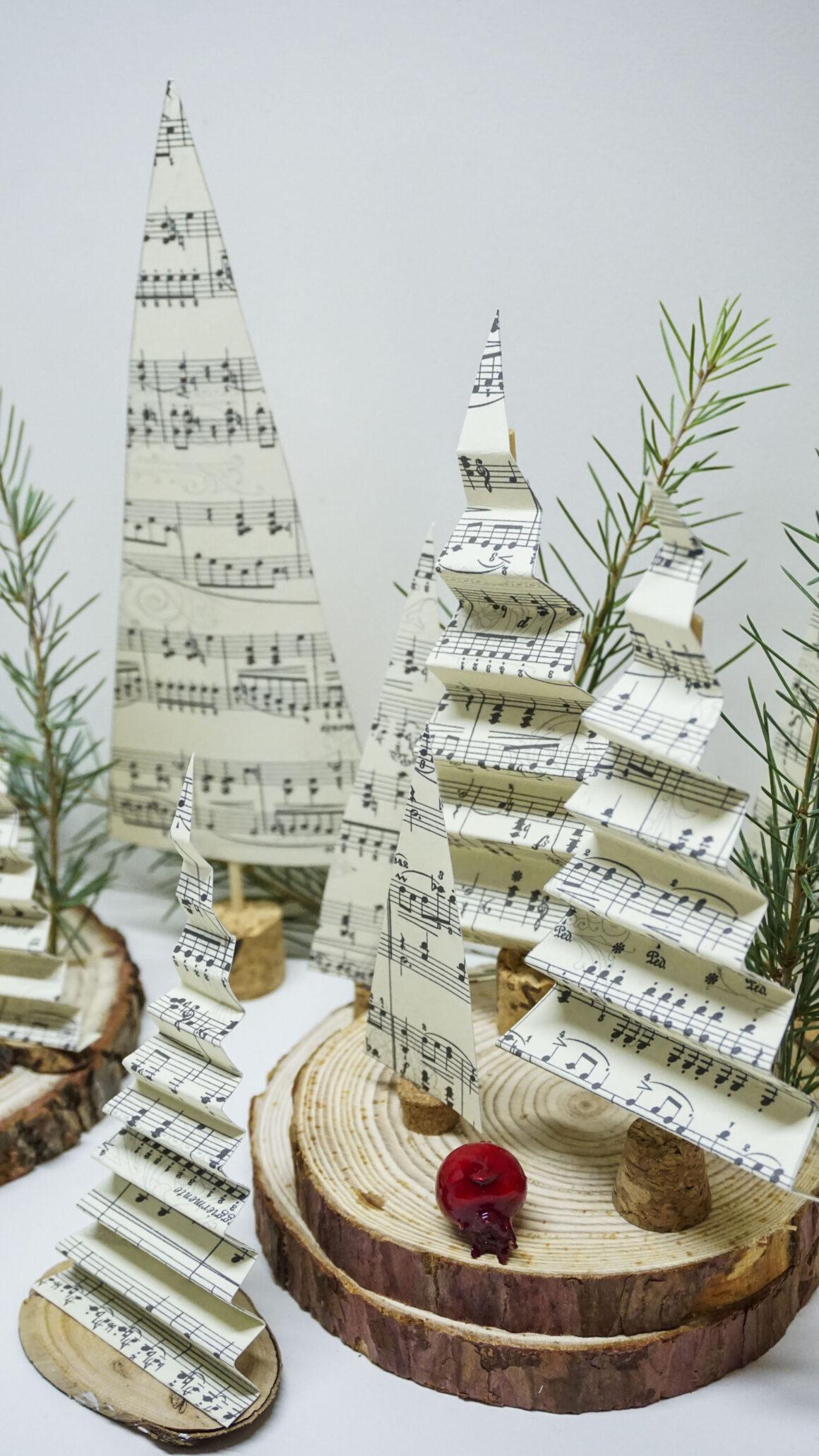 handmade-paper-christmas-tree