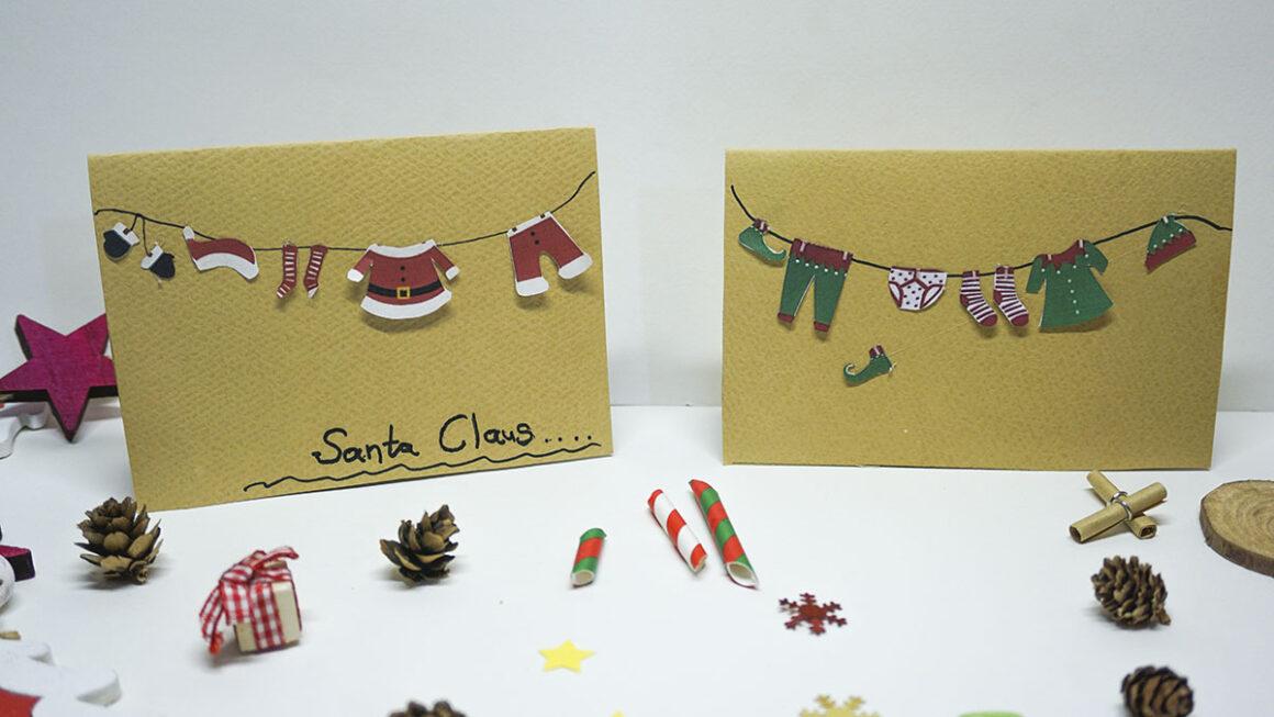 Ιδέες-για-χειροποίητες-χριστουγεννιάτικες-κάρτες
