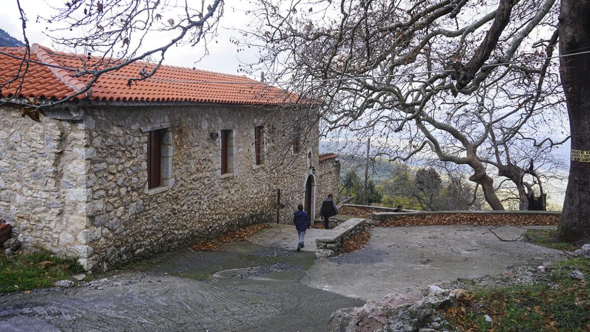 μοναστήρι-Ζωοδόχου-Πηγής-Ταϋγέτη