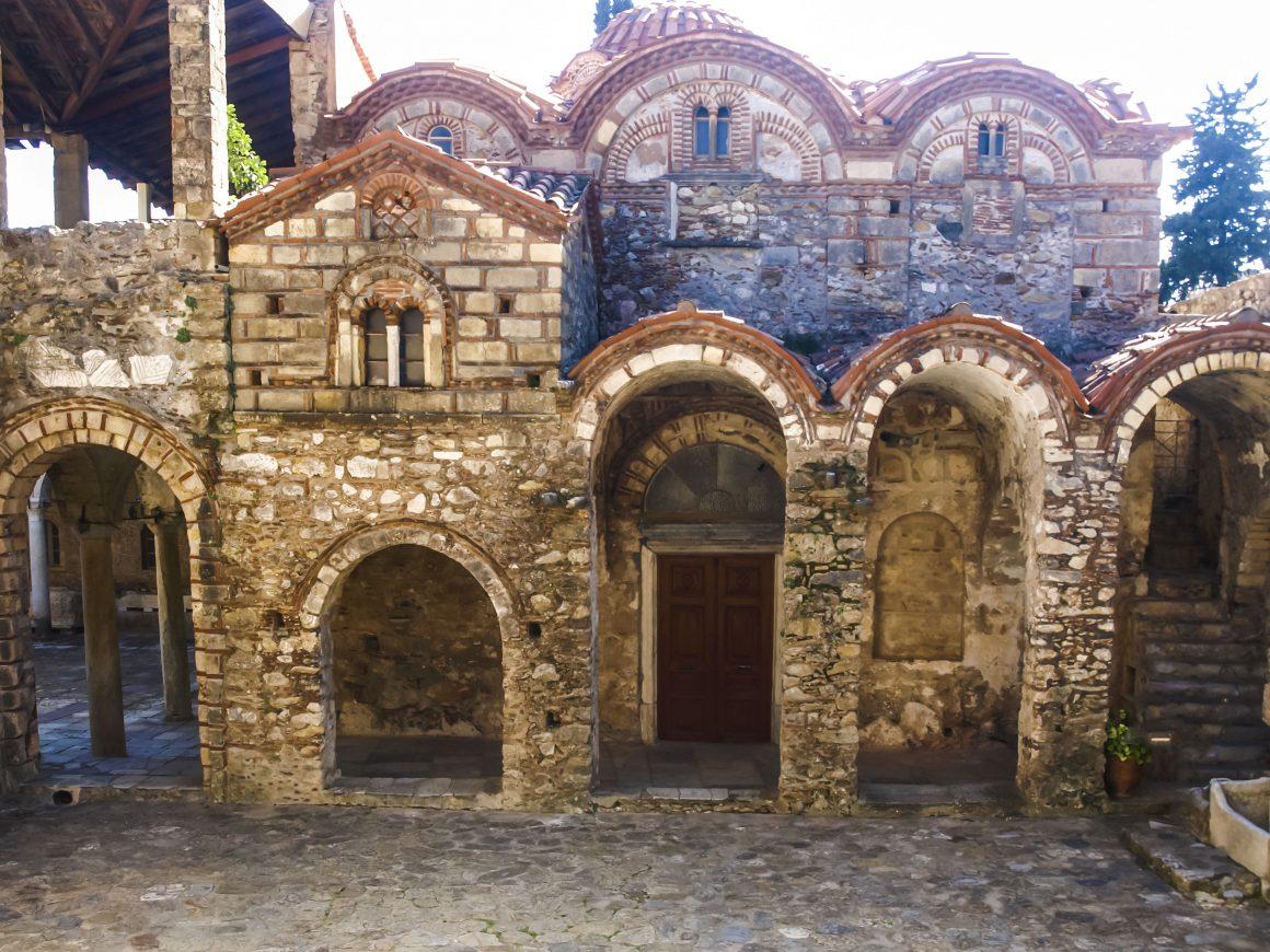mystras-castle