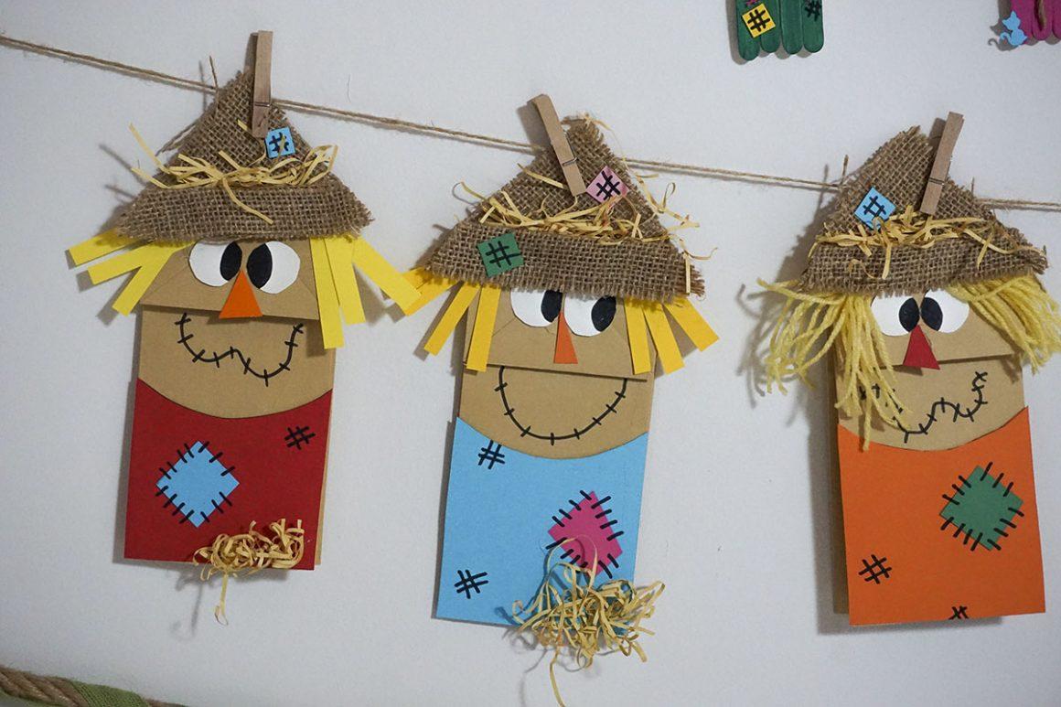 Φτιάχνουμε_σκιάχτρα -ftiachnoume-skiactra-kids-craft